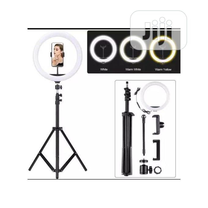 10 Inch 26cm Fill Light Bracket LED Ring Light With Tripod | Accessories & Supplies for Electronics for sale in Ikeja, Lagos State, Nigeria