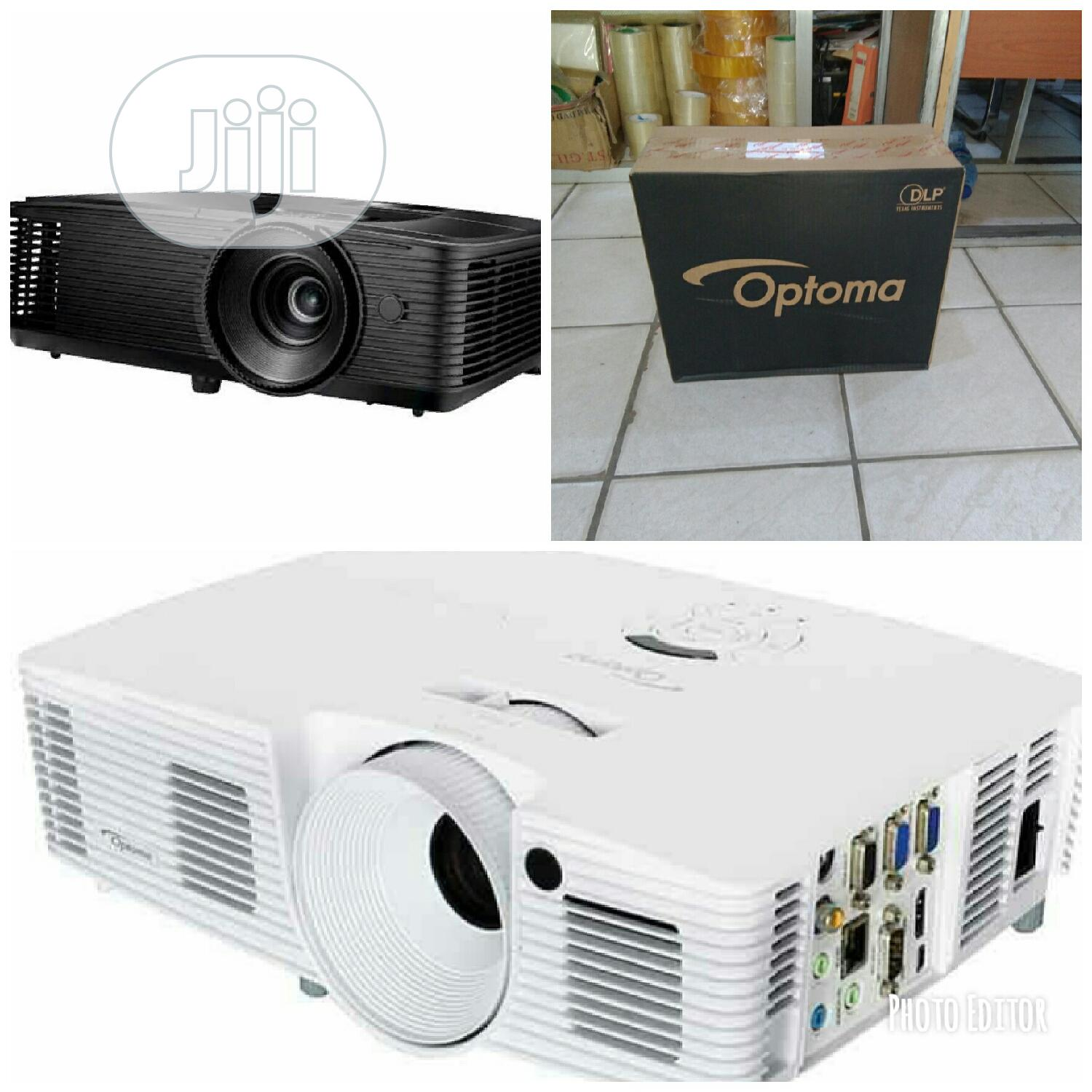 Optoma S334euk DLP 3800 Lumens Projector