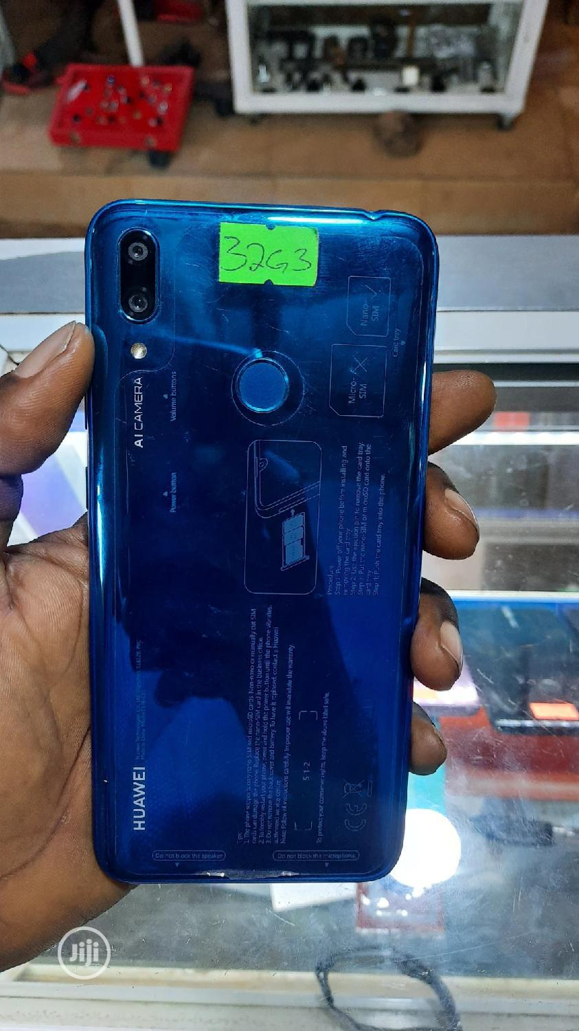 Archive: Huawei Y7 Prime 32 GB