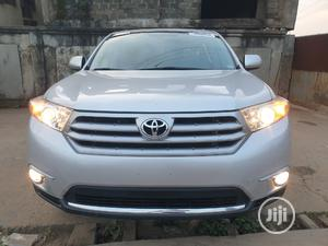 Toyota Highlander 2013 Limited 3.5l 4WD Silver   Cars for sale in Lagos State, Ikeja