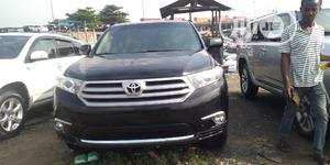 Toyota Highlander 2013 Limited 3.5L 2WD Gray   Cars for sale in Lagos State, Apapa