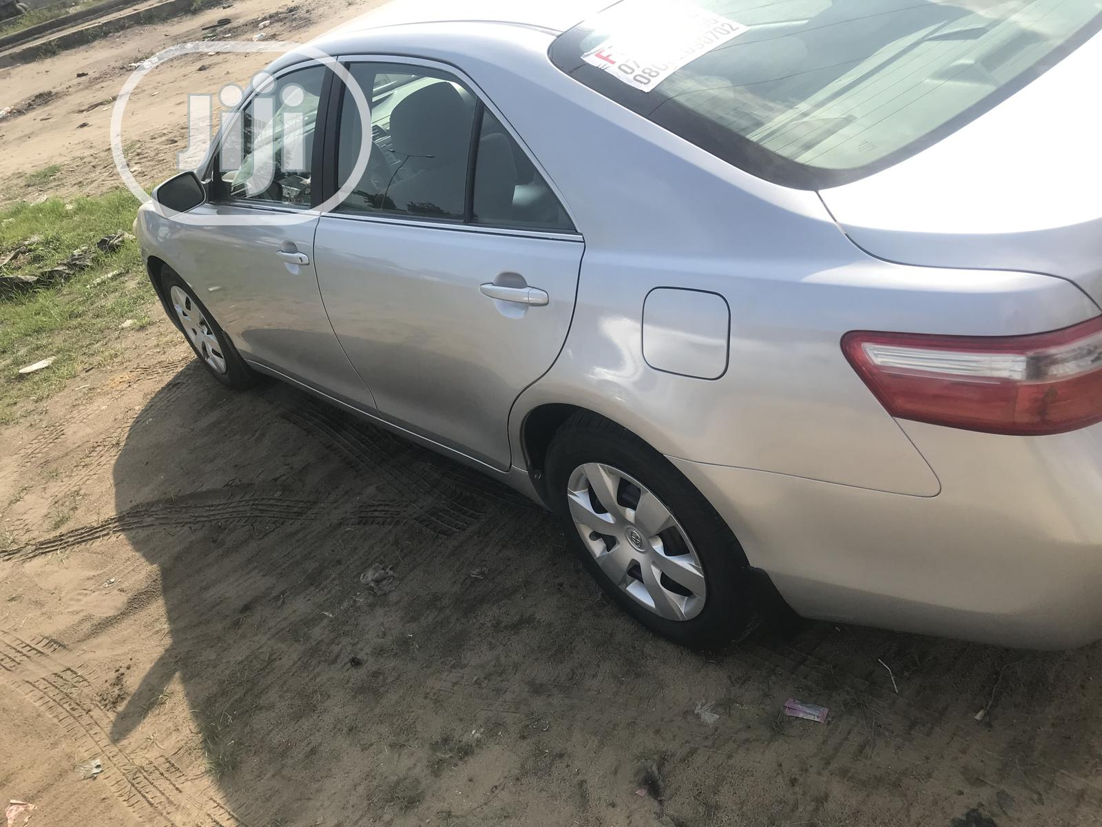 Toyota Camry 2009 Silver | Cars for sale in Ajah, Lagos State, Nigeria