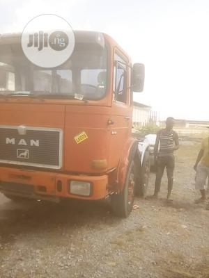 MAN Diesel. 12litre Engine. 12 Tyres. Big Axles. | Trucks & Trailers for sale in Osun State, Ife