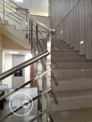 Stainless Steel Handrails With Square Pipe | Building Materials for sale in Abuja (FCT) State, Garki 1