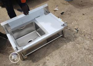Steel Sink | Restaurant & Catering Equipment for sale in Lagos State, Ojo