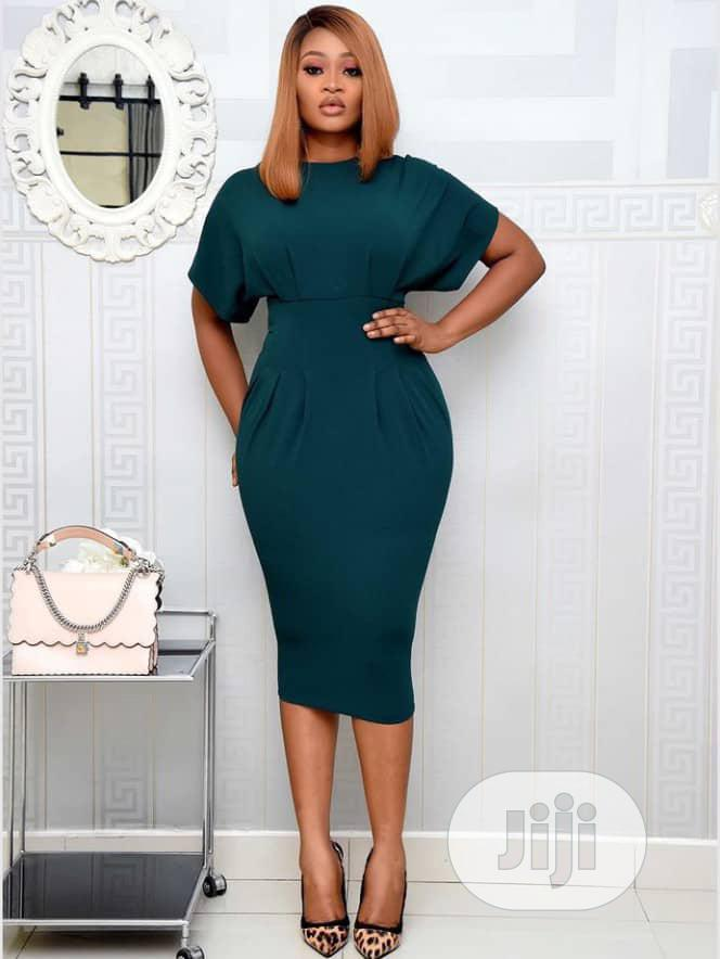 Gorgeous Dress for Classic Ladies