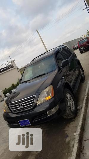 Lexus GX 2006 470 Sport Utility Black | Cars for sale in Lagos State, Lekki