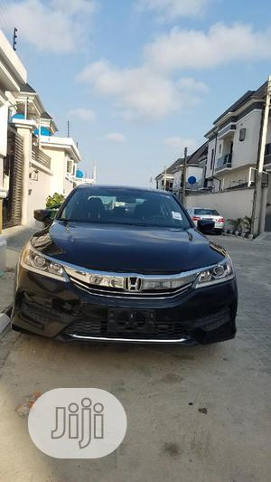 Honda Accord 2016 Black | Cars for sale in Lagos State, Lekki