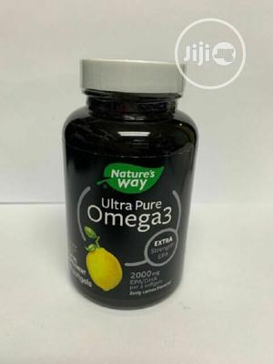 Natures's Way Ultra Pure Omega 3   Vitamins & Supplements for sale in Lagos State, Ojo