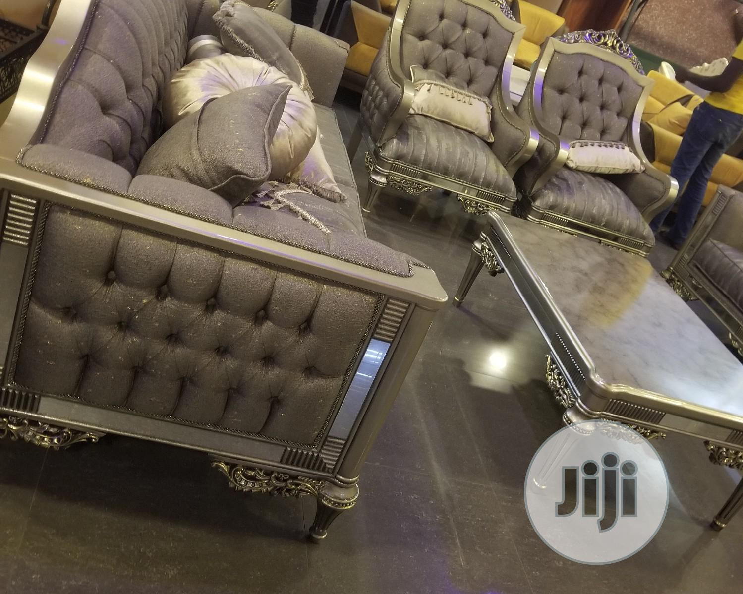 Imported Turkey Royal Sofa Chair Quality Product