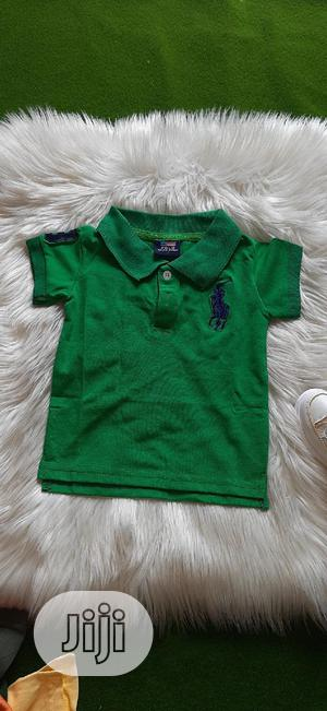 Baby Boy Polo   Children's Clothing for sale in Lagos State, Kosofe
