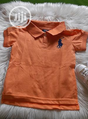 Baby Boy Polo Shirt   Children's Clothing for sale in Lagos State, Kosofe