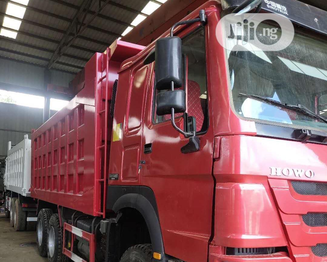 Archive: Brand New Howo Truck for Sell