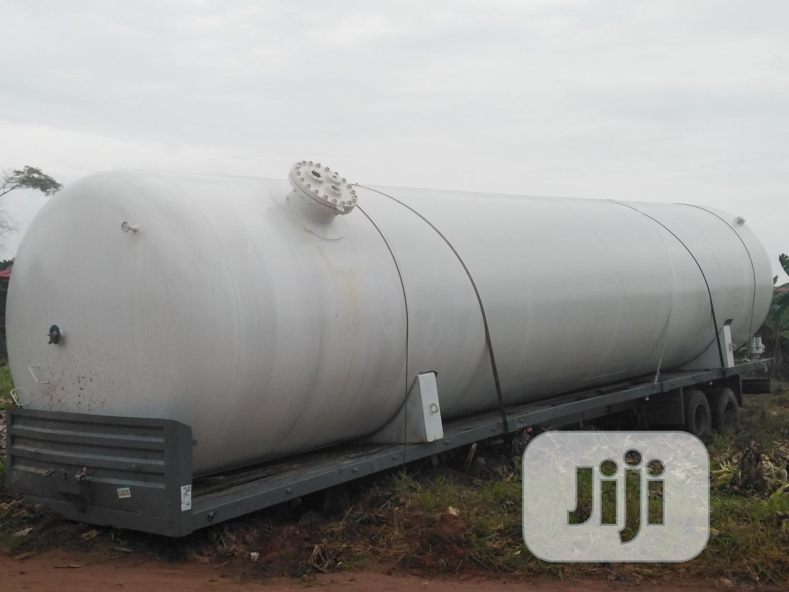 Archive: 65MT LPG Storage Tank