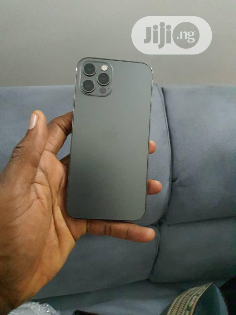 New Apple iPhone 12 Pro 128GB Black | Mobile Phones for sale in Wuse 2, Abuja (FCT) State, Nigeria