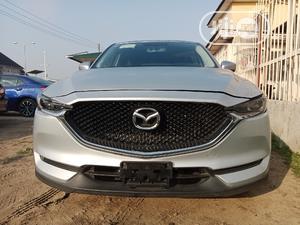 Mazda CX-5 2017 Grand Select AWD Silver   Cars for sale in Lagos State, Amuwo-Odofin