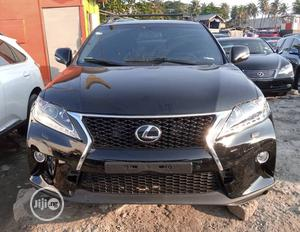 Lexus RX 2013 350 F SPORT AWD Black | Cars for sale in Lagos State, Ojo