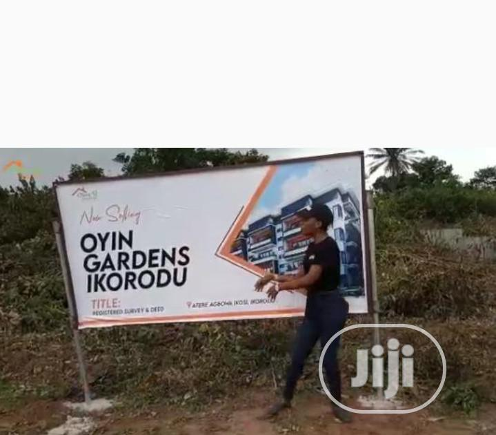 Land Property For Sale At Ikorodu