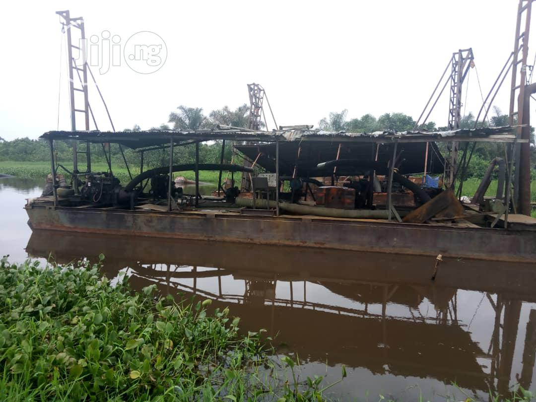 Dredger For Sale Spec Chinese Set 8 Inches   Watercraft & Boats for sale in Lekki, Lagos State, Nigeria
