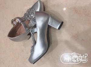 Very Nice Silver Dress Shoes   Children's Shoes for sale in Abuja (FCT) State, Gwarinpa