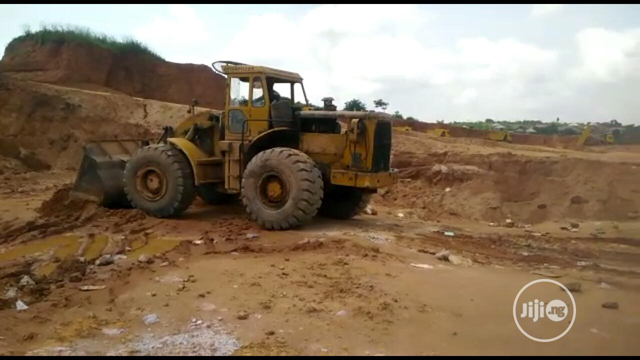 Cat 966C Payloader   Heavy Equipment for sale in Sagamu, Ogun State, Nigeria