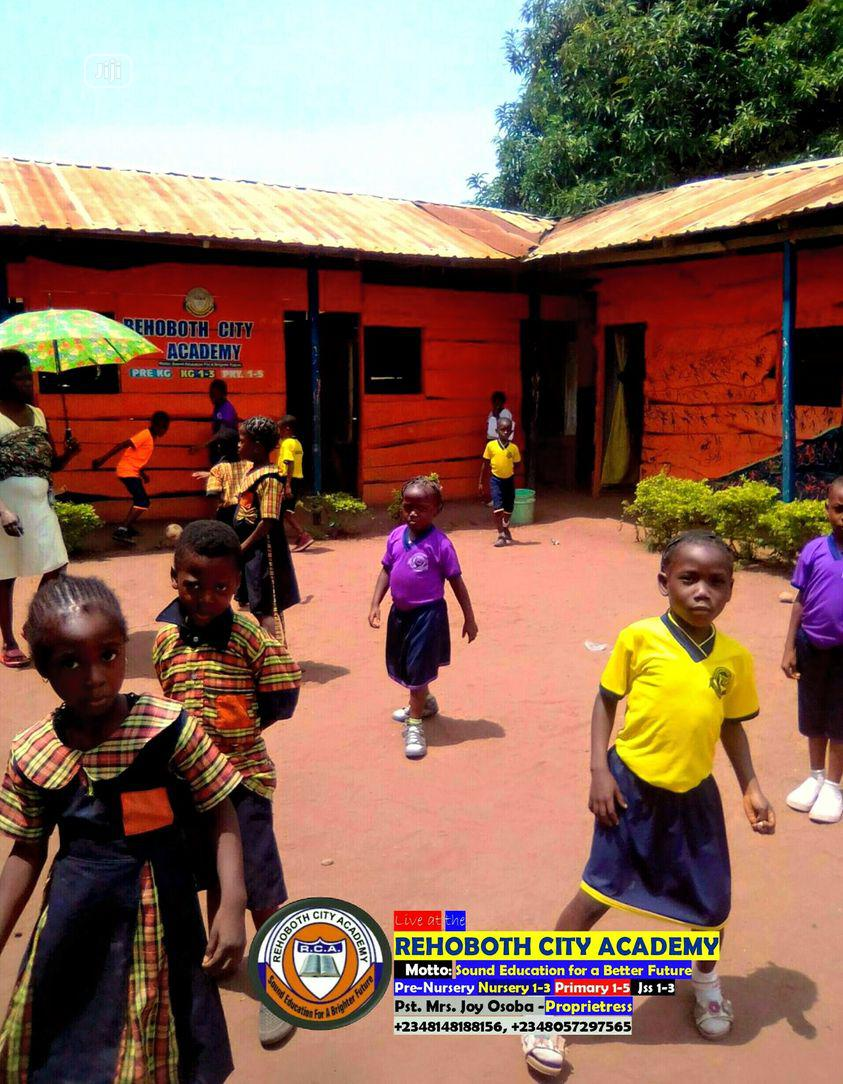Archive: School Structure For Sale