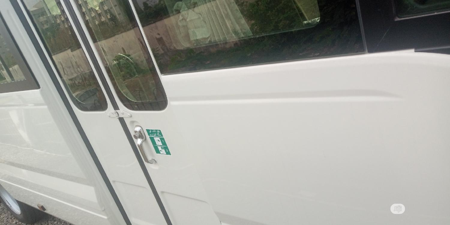 Archive: Brand New Toyota Coaster Bus In Abuja