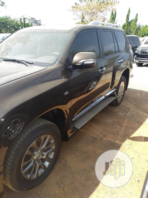 New Toyota Land Cruiser Prado 2020 Black | Cars for sale in Gwarinpa, Abuja (FCT) State, Nigeria
