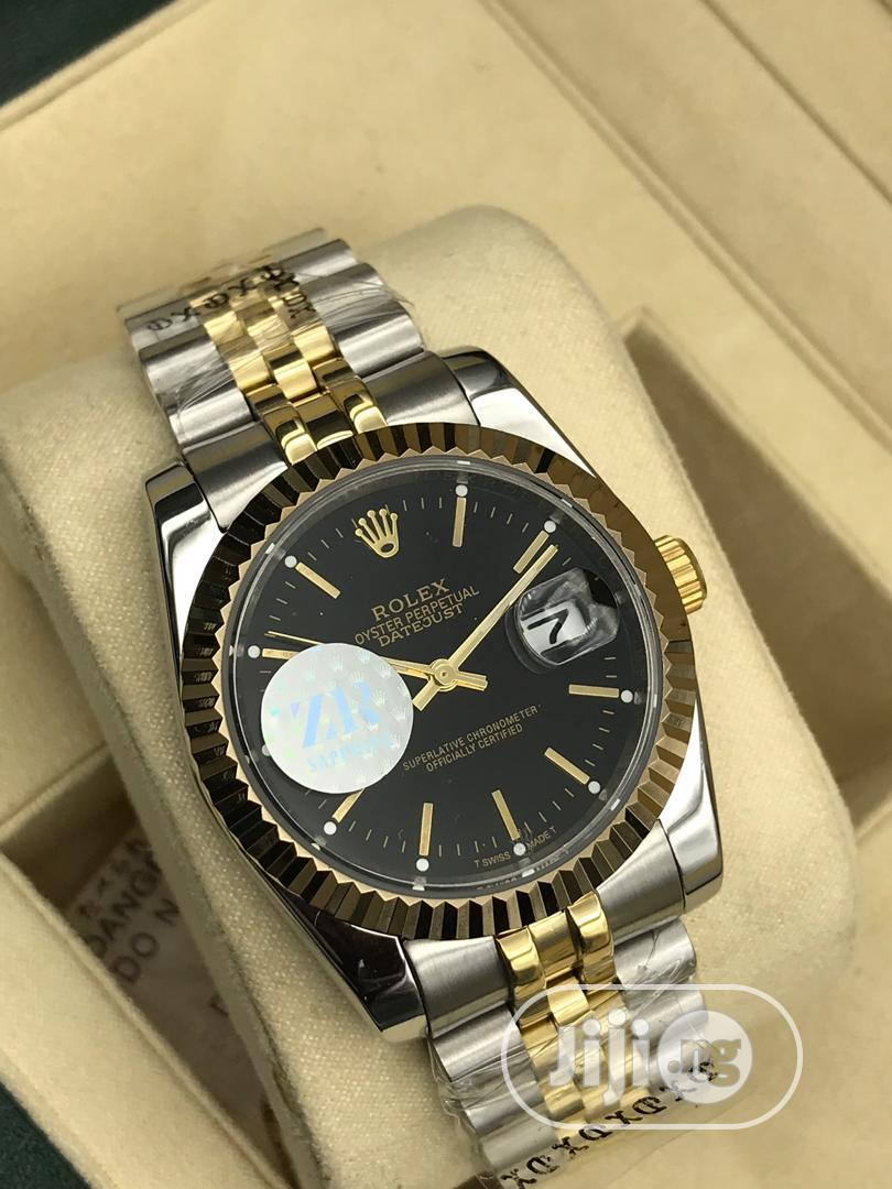 Archive: Rolex Chain Watch