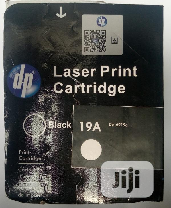 19A (CF219A) Black Toner Drum For HP Laserjet Pro M102 M130 | Accessories & Supplies for Electronics for sale in Ikeja, Lagos State, Nigeria