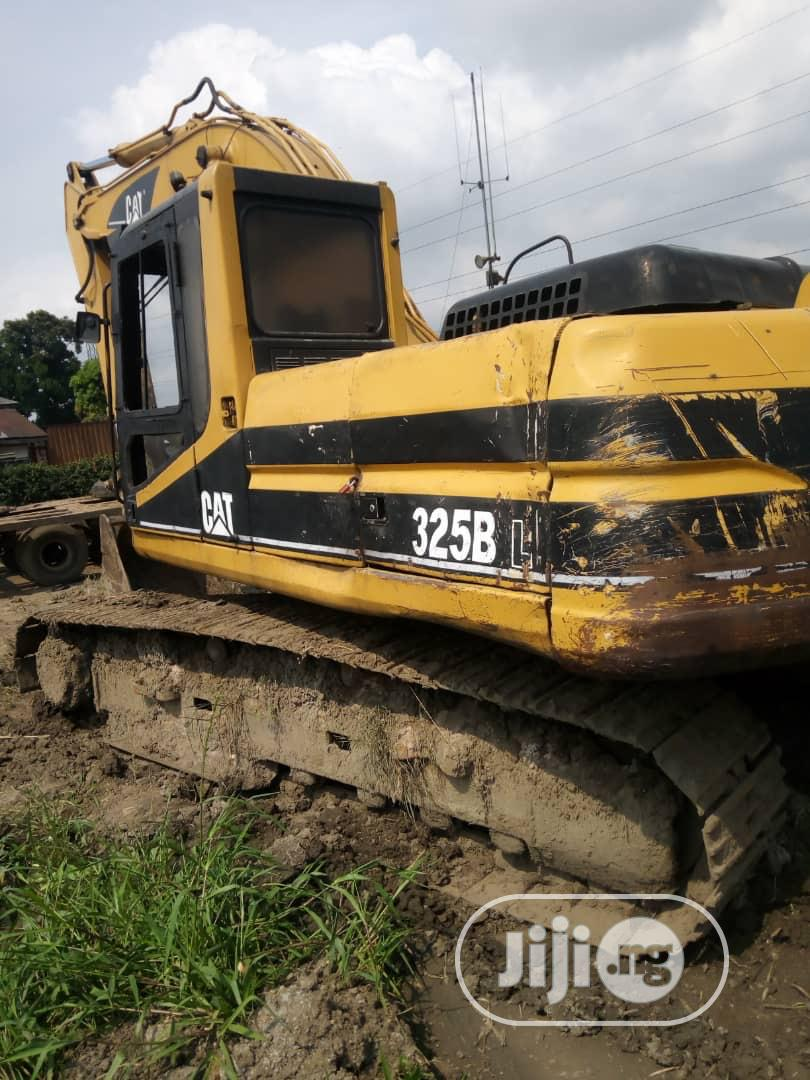 Clean Cat 325bl Excavator For Sale