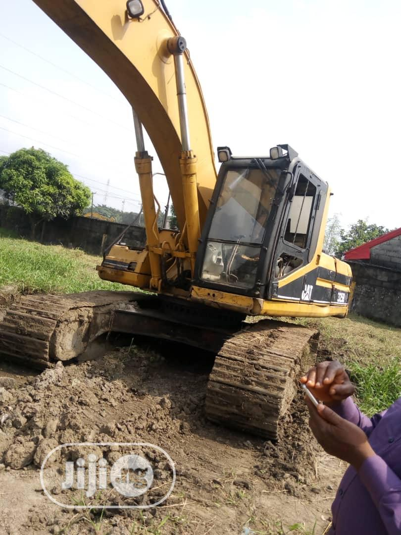 Clean Cat 325bl Excavator For Sale | Heavy Equipment for sale in Port-Harcourt, Rivers State, Nigeria