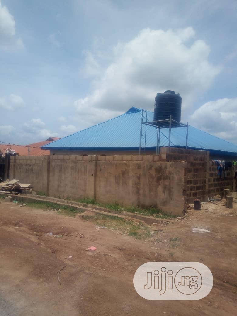 4 Bedroom Bungalow At Elebu Area Ibadan   Houses & Apartments For Sale for sale in Akala Express, Ibadan, Nigeria