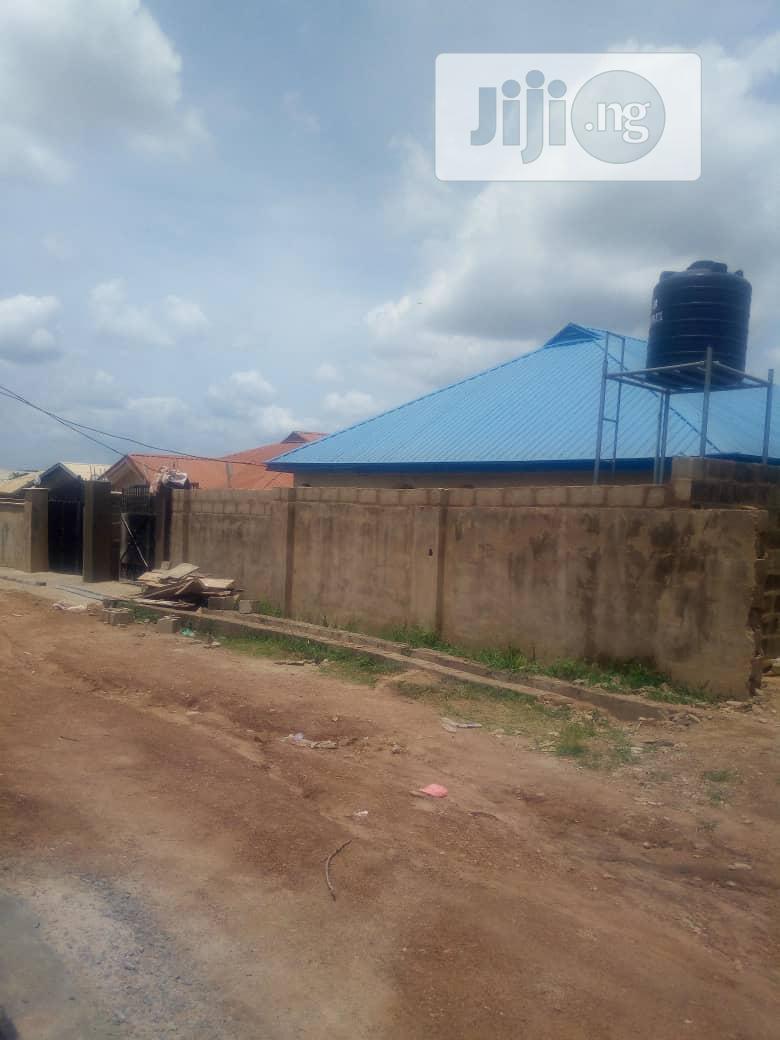 4 Bedroom Bungalow At Elebu Area Ibadan