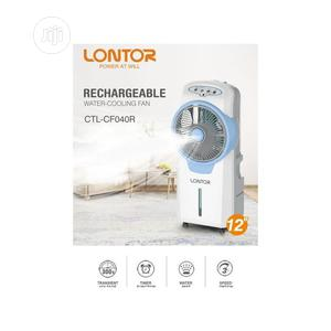 Lontor Rechargeable Air Cooler Plus Power Socket   Home Appliances for sale in Lagos State, Lagos Island (Eko)