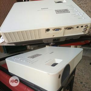 Very Sharp Sanyo Projector Available In Abuja | TV & DVD Equipment for sale in Abuja (FCT) State, Gwarinpa