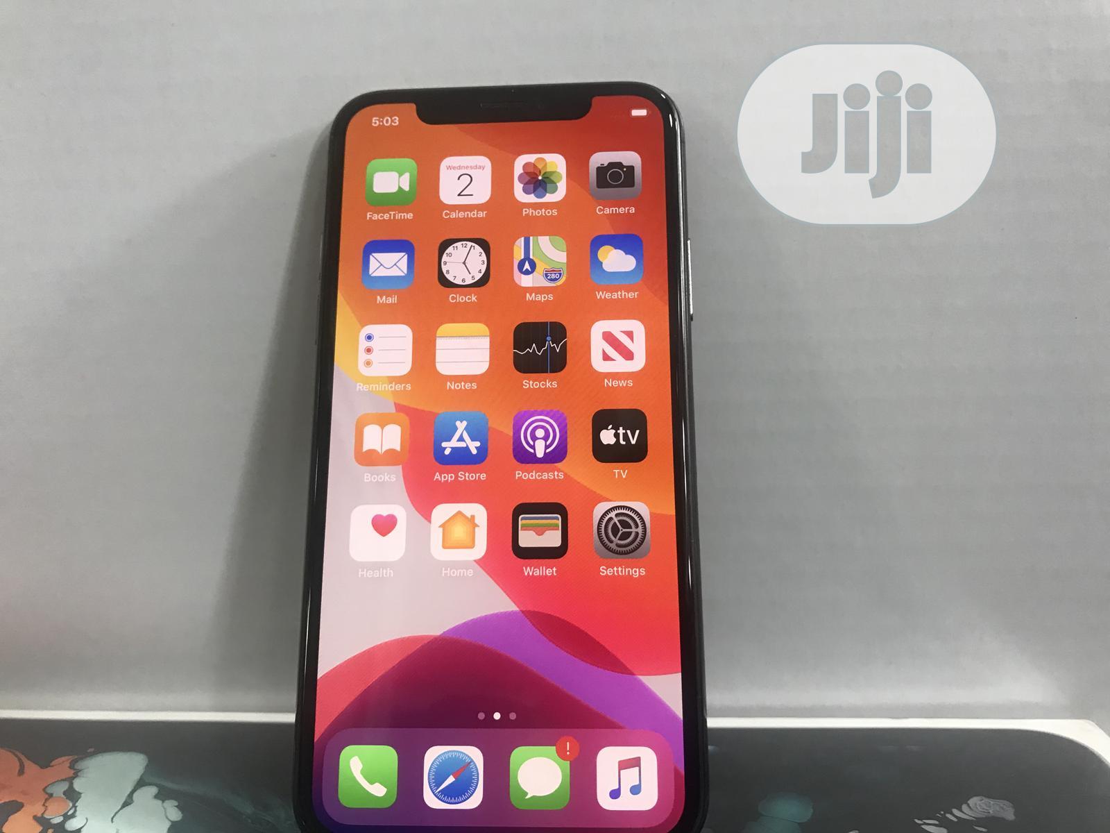 Apple iPhone X 64 GB Gray | Mobile Phones for sale in Ikeja, Lagos State, Nigeria