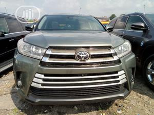 Toyota Highlander 2018 Green | Cars for sale in Lagos State, Apapa