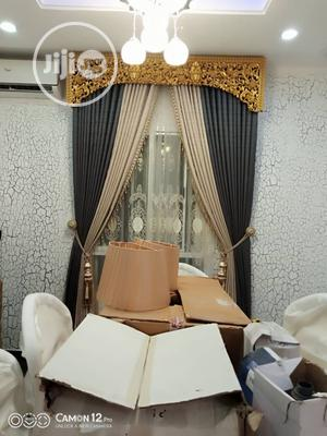 Italian Curtain   Home Accessories for sale in Abuja (FCT) State, Wuse