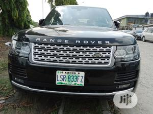 Land Rover Range Rover Vogue 2014 Black   Cars for sale in Lagos State, Amuwo-Odofin