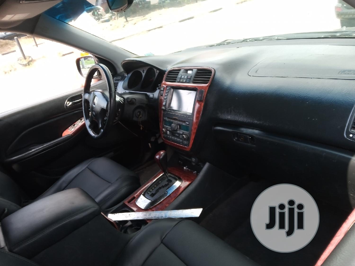 Acura MDX 2004 Touring Package Black | Cars for sale in Amuwo-Odofin, Lagos State, Nigeria