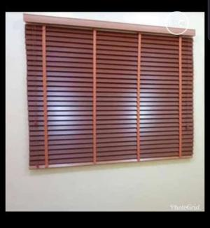 Executive Wooden Window Blinds   Home Accessories for sale in Lagos State, Lagos Island (Eko)
