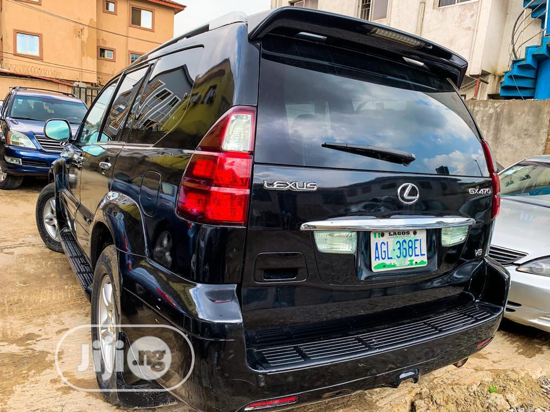 Lexus GX 2004 Black | Cars for sale in Ogba, Lagos State, Nigeria