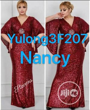 Quality Sequence Gown   Clothing for sale in Lagos State, Ojo