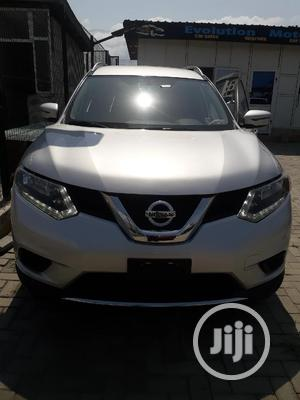 Nissan Rogue 2016 SV AWD Silver   Cars for sale in Lagos State, Lekki