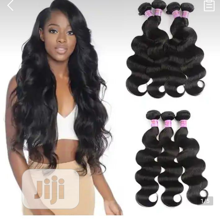 Body Wave Brazilian Hair | Hair Beauty for sale in Kuje, Abuja (FCT) State, Nigeria