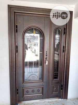 4ft Copper Door In Door Available | Doors for sale in Lagos State, Orile