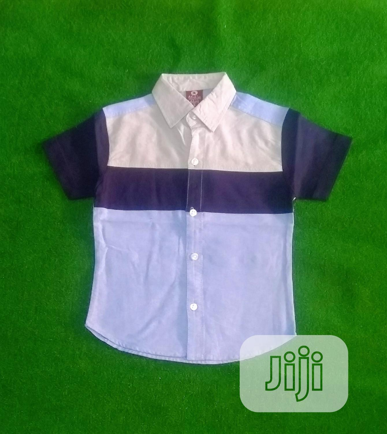 Boys Shirts 3-5Y   Children's Clothing for sale in Kubwa, Abuja (FCT) State, Nigeria