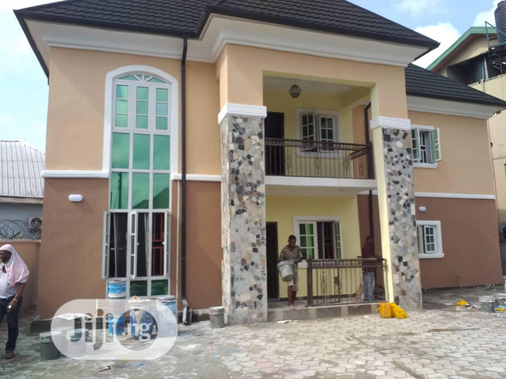 Brand New 4 Bedroom Duplex Ada George | Houses & Apartments For Sale for sale in Port-Harcourt, Rivers State, Nigeria