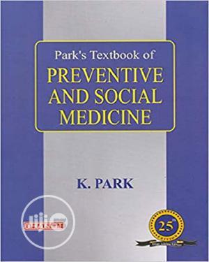 Parks Text Book of Preventive Social Medicine   Books & Games for sale in Lagos State, Oshodi